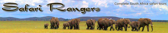 Safari Rangers - South Africa Tours